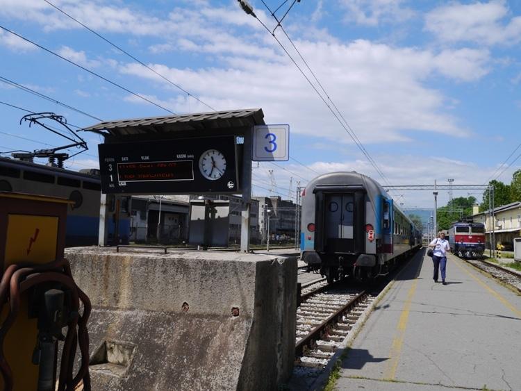 Rijeka To Ljubljana Train