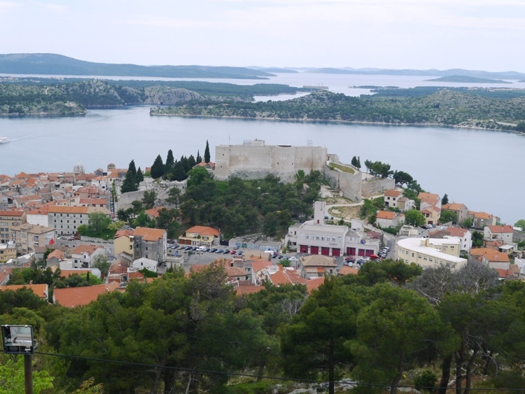 St. Michael Fortress, Sibenik