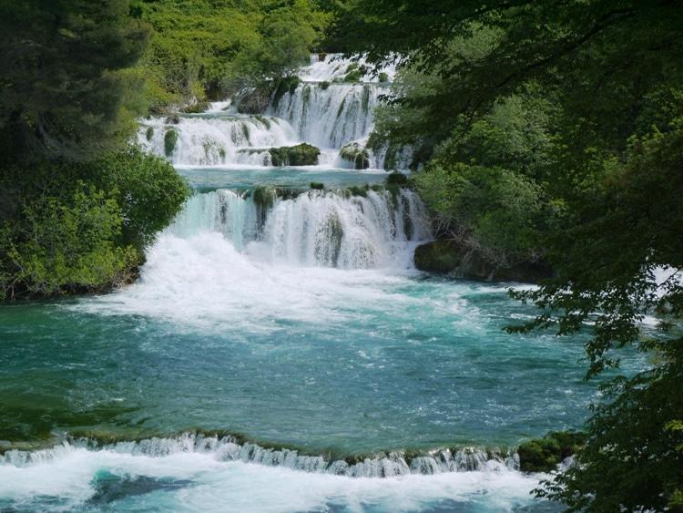 Skradinski Buk, Krka National Park
