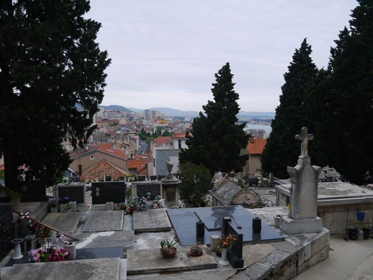 St. Ana Cemetery, Sibenik