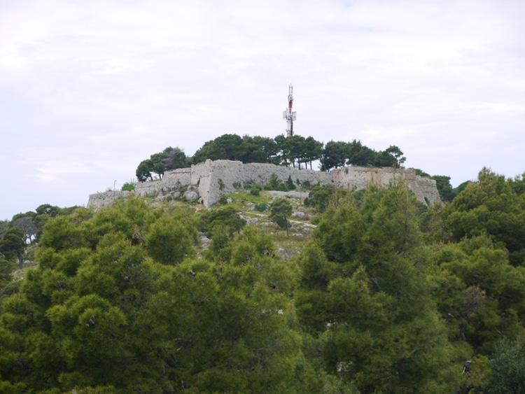 St. John Fortress, Sibenik