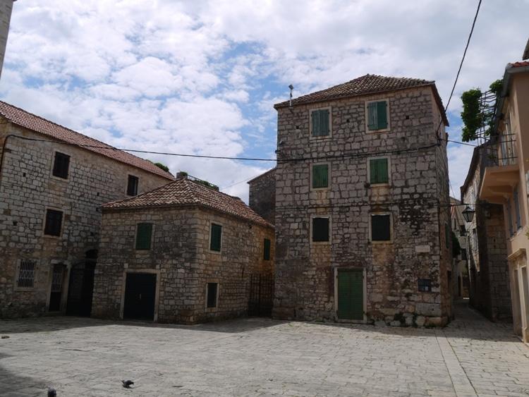 St. Stephen's Square, Stari Grad, Hvar