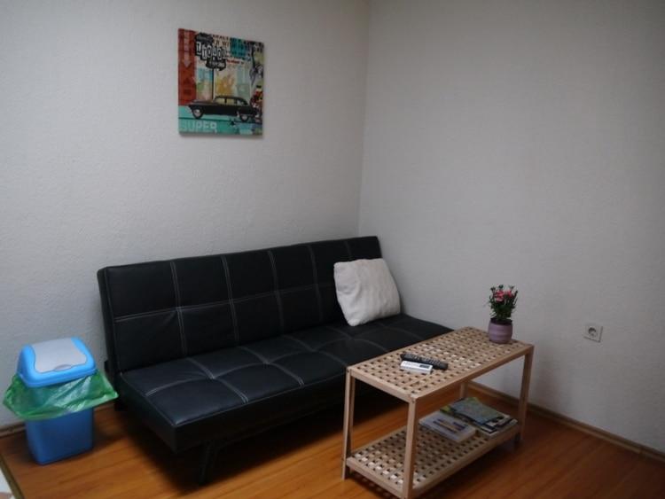 Living Room At Sunshine Apartments, Zadar, Croatia
