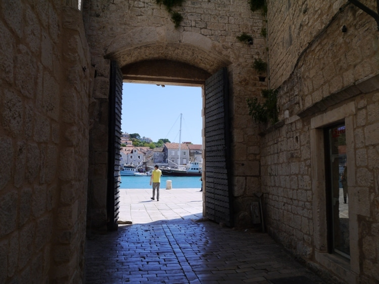 South Town Gate, Trogir