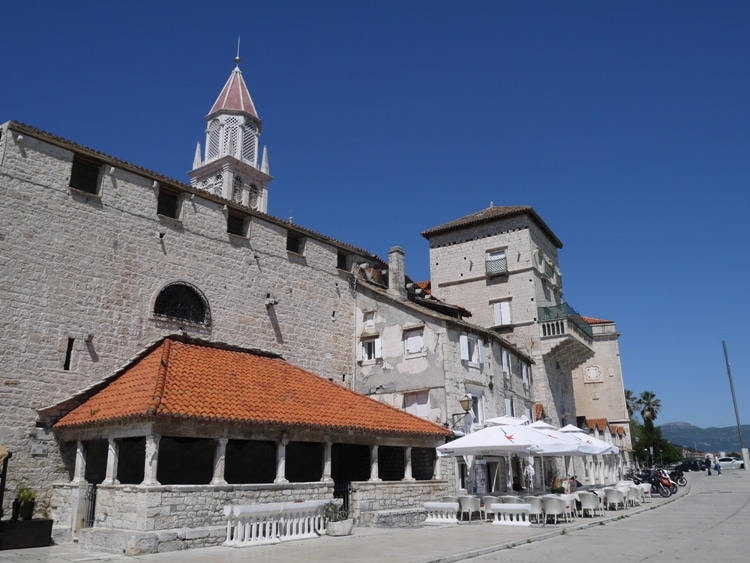 Church Of St. Nicholas, Trogir