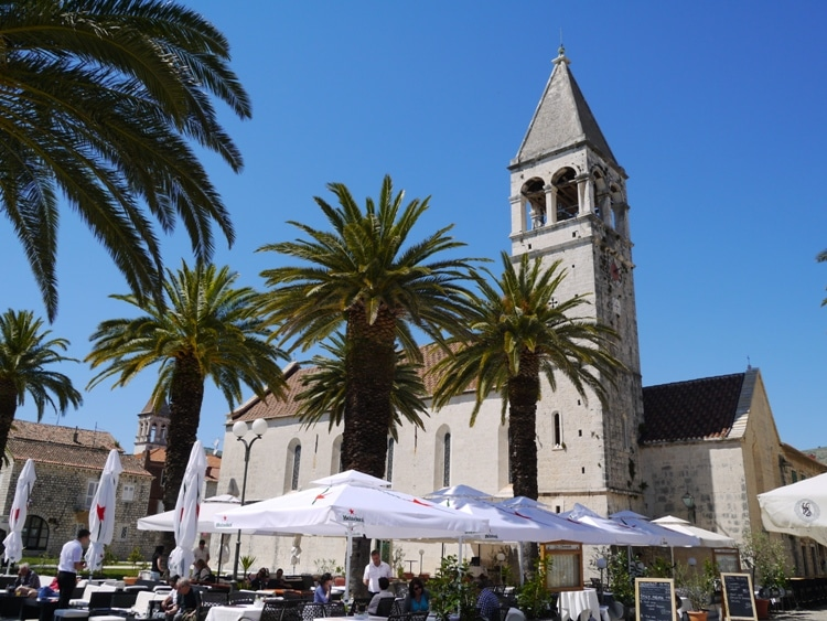 Church And Monastery Of St. Dominic, Trogir