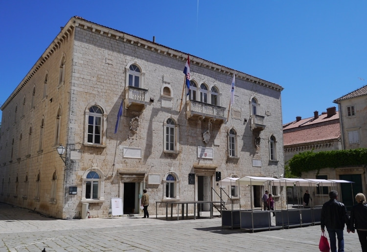 The Old Town Hall, Trogir