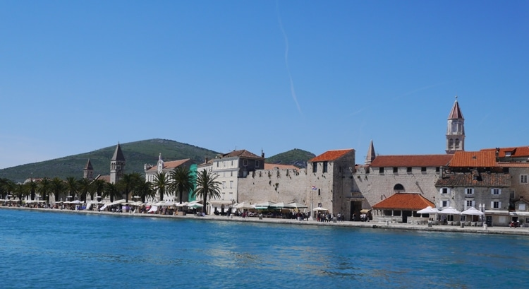 Historical City Of Trogir - A UNESCO World Heritage Site
