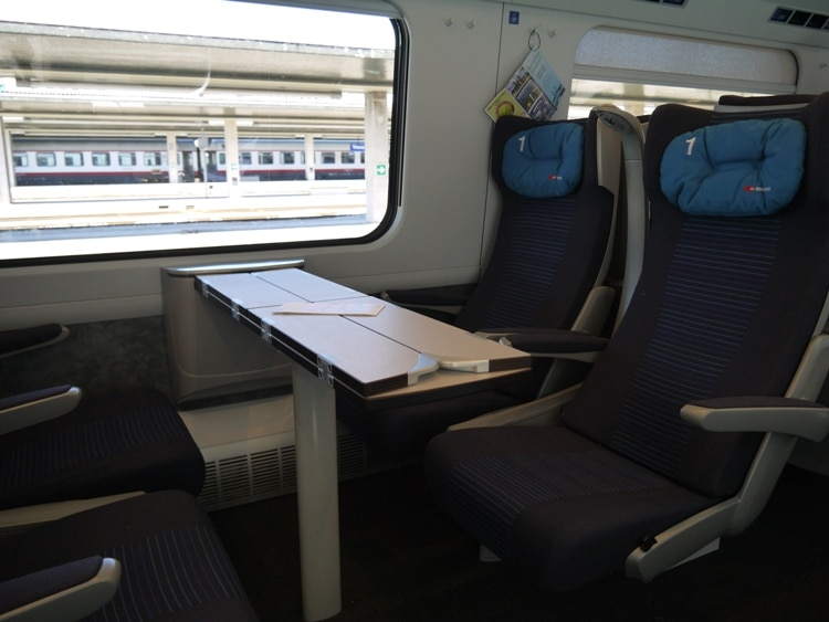 Venice To Milan Train