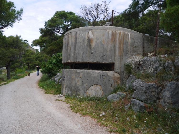 World War II Bunker, Sibenik