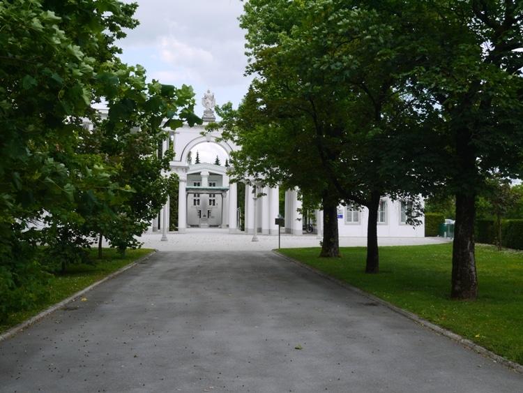 Žale Cemetery, Ljubljana, Slovenia - Section A