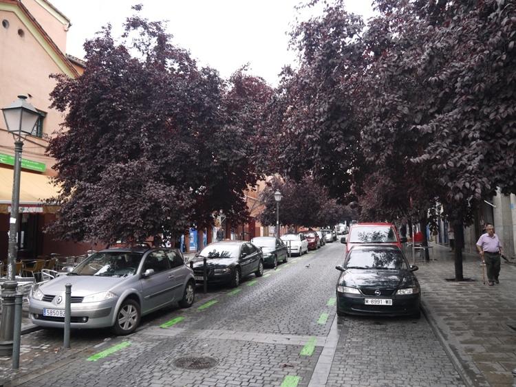 Lavapies Neighborhood, Madrid