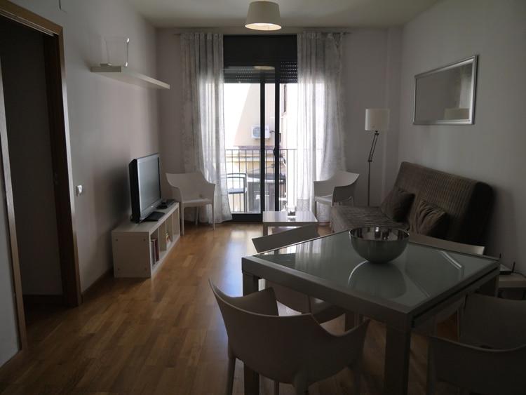 Living Room At Verdi Gracia Apartment, Gracia, Barcelona