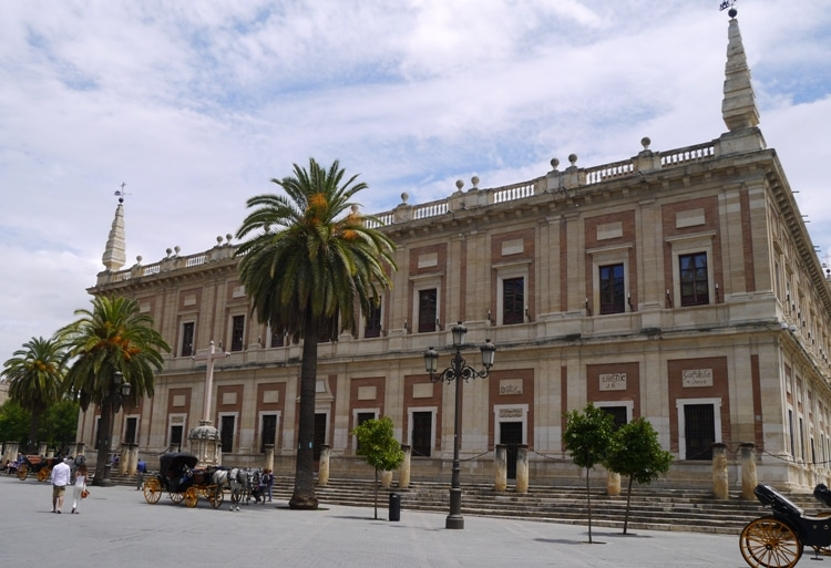 General Archive Of The Indies, Seville