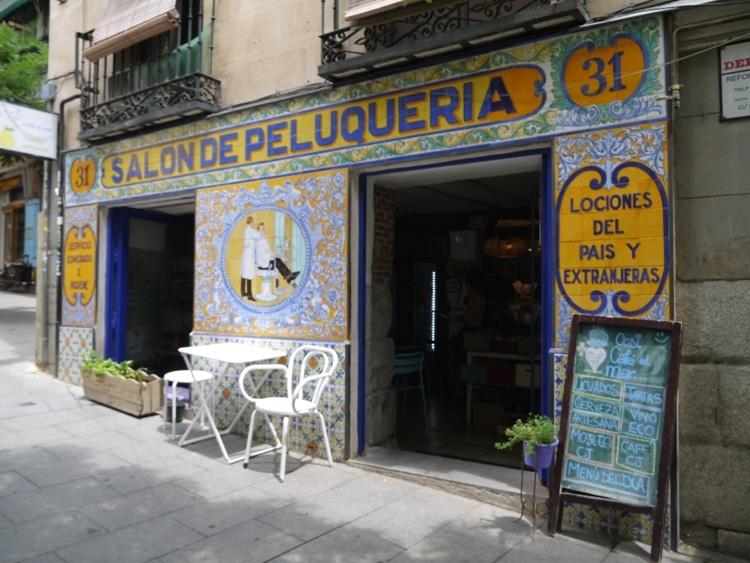 Cafe el Mar, Lavapies, Madrid