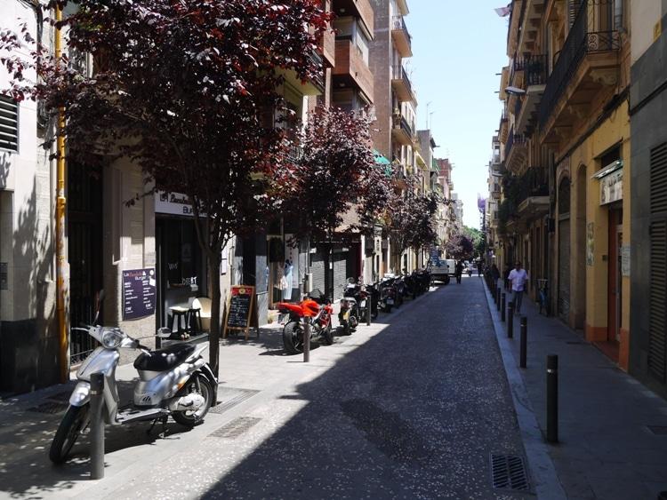 Carrer De Verdi, Gracia, Barcelona