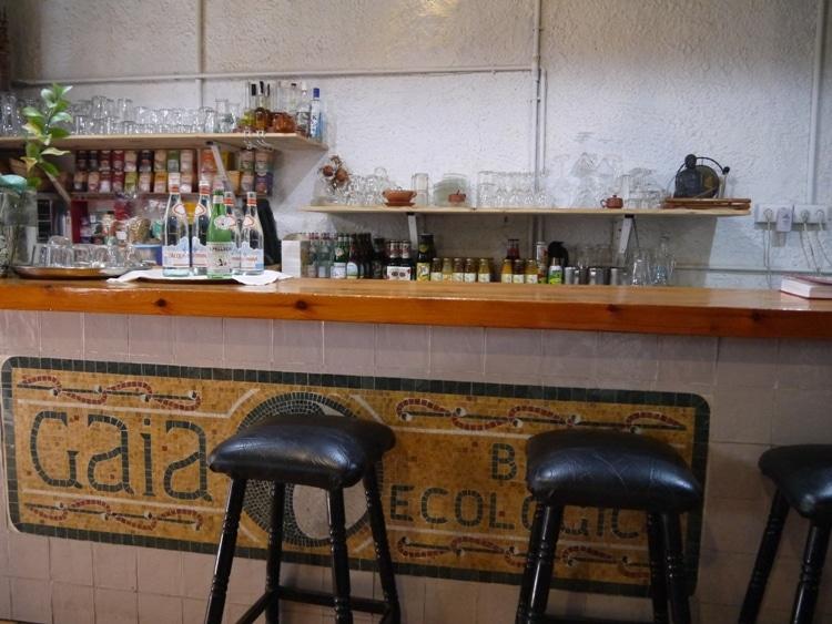 Gaia Bar Ecologico, Seville, Spain