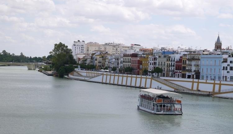 Guadalquivir River Boat Cruise, Seville