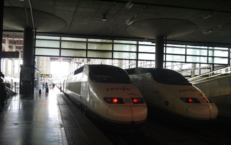 Madrid To Seville Train