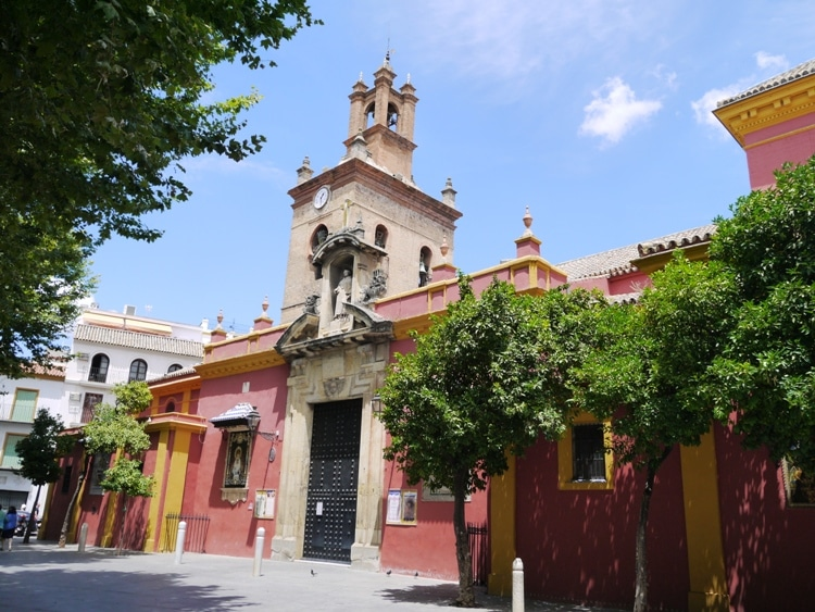 Plaza De San Lorenzo Church, Seville