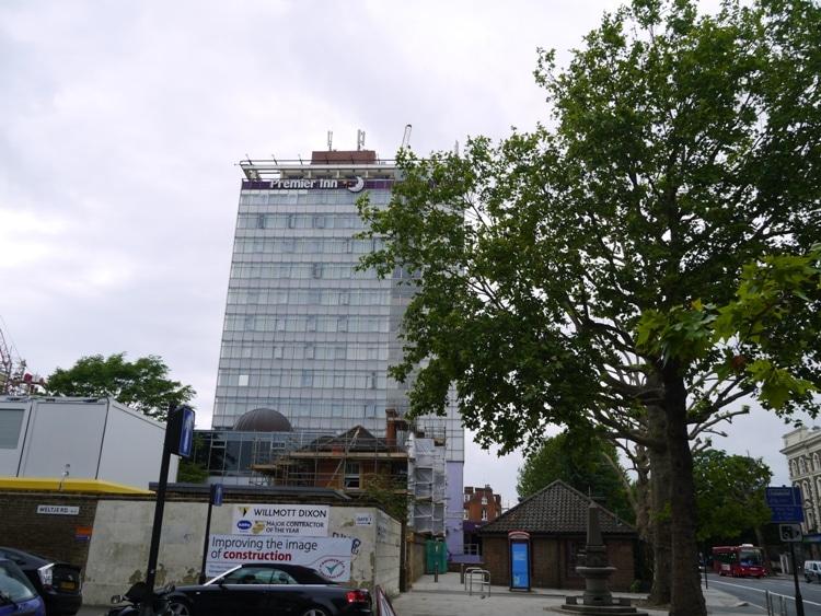Premier Inn, Hammersmith