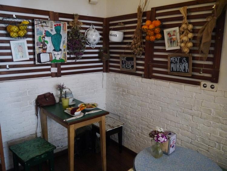 Quinoa Bar Vegetaria, Gracia, Barcelona