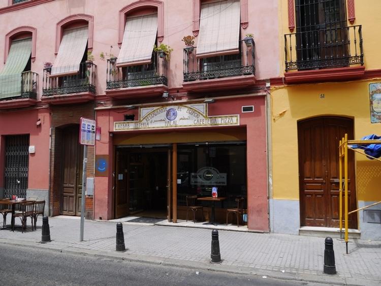 Restaurante El Egipcio, Seville