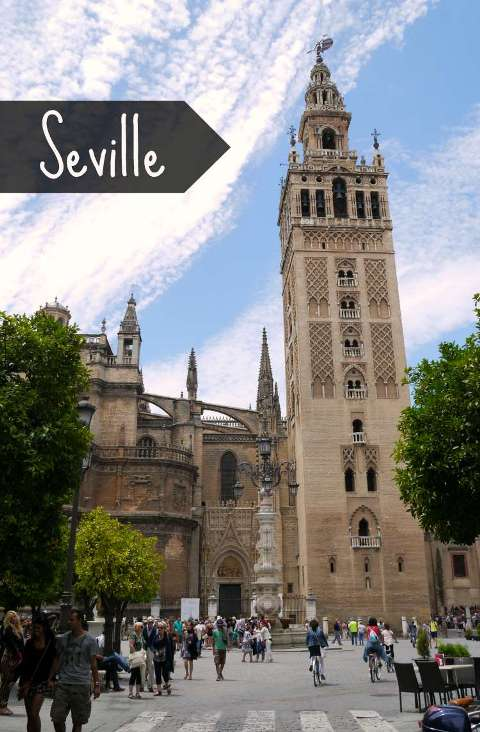 Seville, Spain, Europe - 11 Things To Do