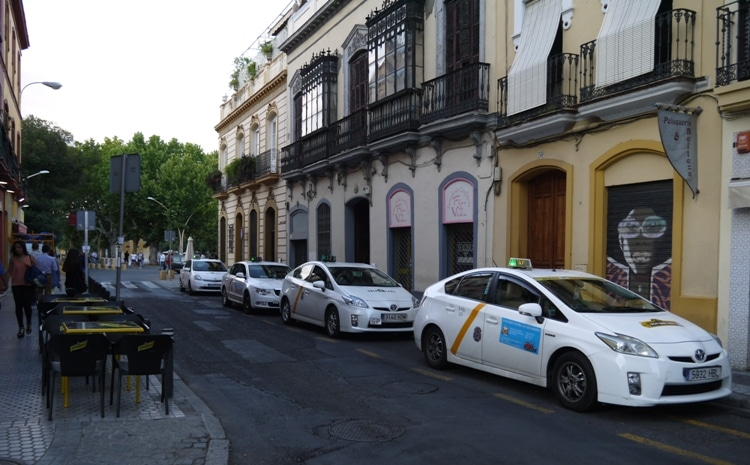 Seville Taxis