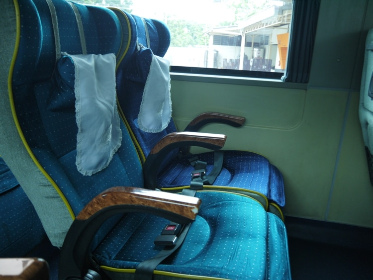 bangkok to surin by bus