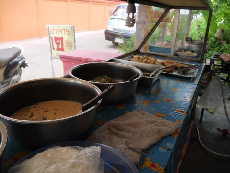 Vegetarian & Vegan Food In Khukhan, Sisaket, Thailand