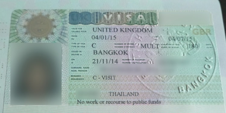 How To Get A UK Visitor Visa