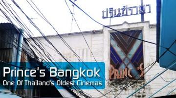 Prince's Cinema, Bangkok