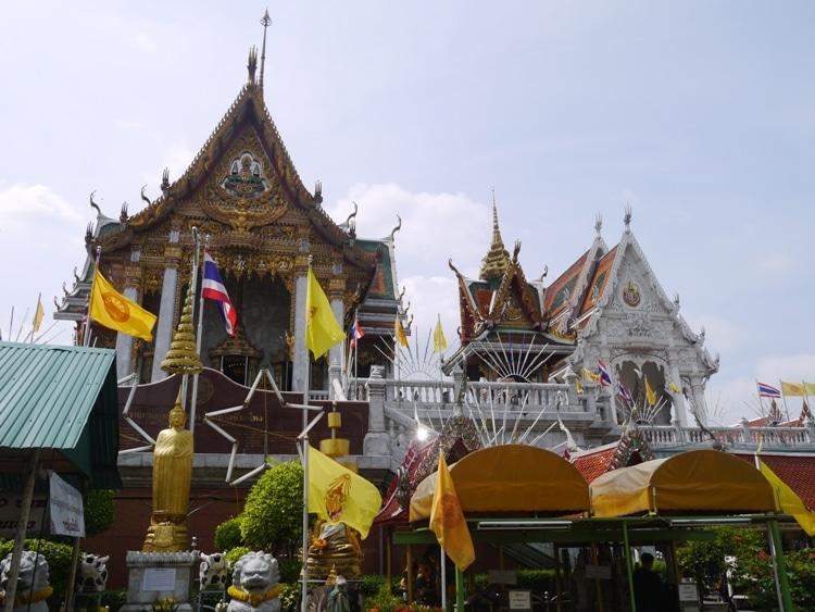 Wat Hua Lamphong, Bangkok