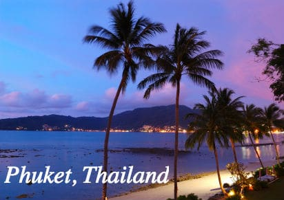 Travel to Phuket Thailand