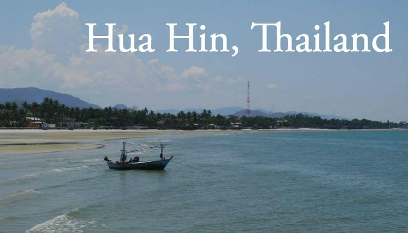 Travel to Hua Hin, Thailand City Travel Guide
