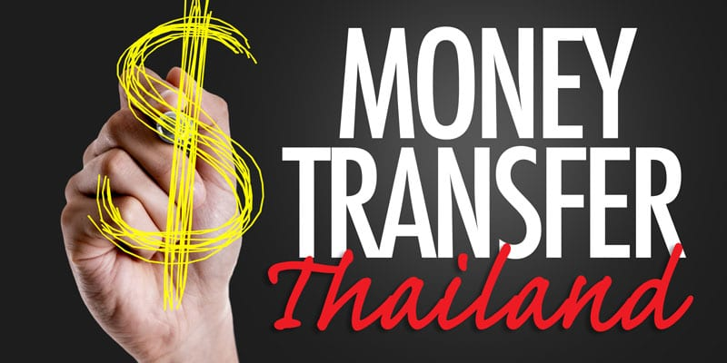 How to transfer money to/from Thailand
