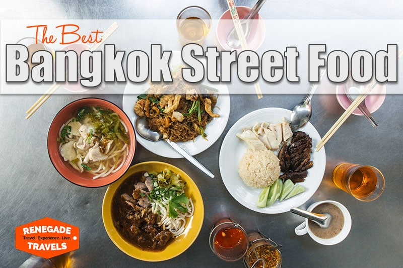 Guide to the Best Bangkok Street Food