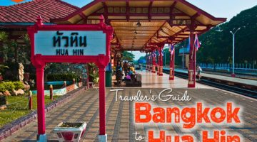 Bangkok to Hua Hin Transport Options